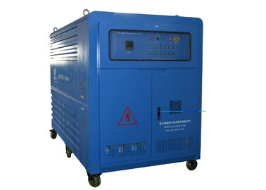 China Blue / Black Portable Resistive Load Bank With Weather Proof Structure supplier