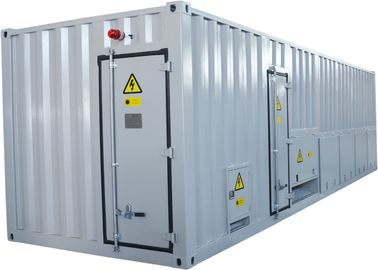 China Apparent Power Colorful Resistive Reactive Load Bank For Making Stable State Test supplier