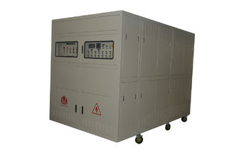 China Custome Design Professional 480v 1500kw AC Load Bank Capacity Tester supplier