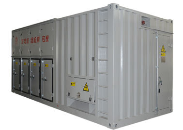 China 2500 KW Electrical Load Bank Over Heat Protection With Fan Cooling System supplier