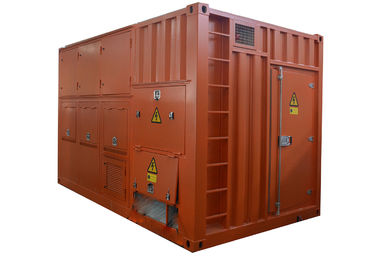 China AC Genset Diesel Generator Load Bank Cabinet With 0.5 Class Display Precision supplier