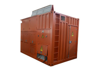 China Electrical AC Genset Load Bank 1000KVA Load Bank Cabinet 7035 High Precision supplier