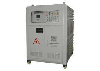 China Electrical 500kw 50HZ Resistive Load Bank For Testing Output Power Of Generator supplier
