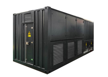 China Triumph Load 400V 2000kw 3 Phase Load Bank For Generator UPS Testing supplier