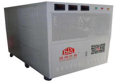 China High Precision Waterproof Power Banks Resistance Load Bank 500kw Generator Testing supplier