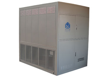 China 400 V 600 KW Intelligent AC Load Bank Grey With Short Circuit Protection distributor