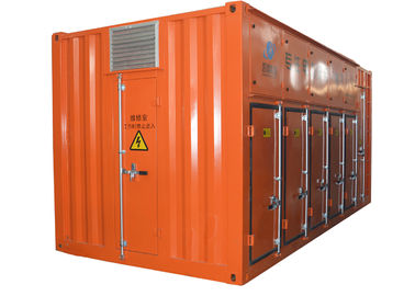 China 4510 KW High Capacity Electrical Load Bank , 60 HZ Resistive Load Bank distributor