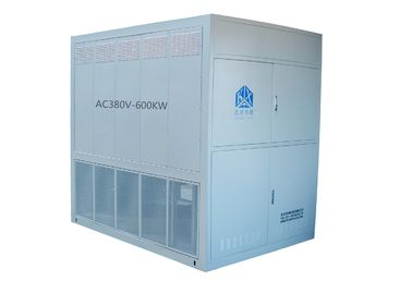 China Emergency Stop Dummy Load Bank Grey With 1650 Mm * 1350 Mm * 1680 Mm Size factory