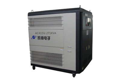 China Overheating Protection Resistive Load Bank , Automatically Inductive Load Bank factory