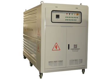 China Battery System Testing Dummy Load Bank Overload Protection With Fan factory