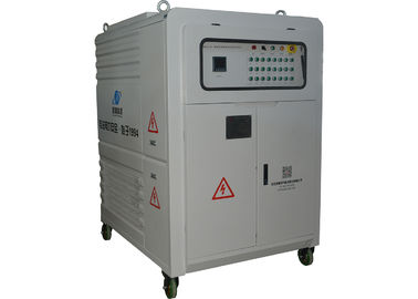 China Reactive Power Inductive Load Bank 50 HZ Grey For Drilling Facilities factory