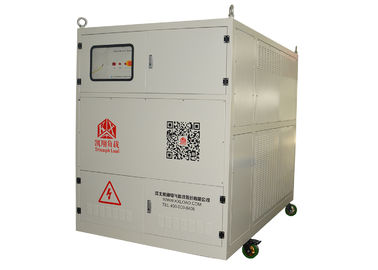 China Full Automatic Inductive Or Resistive Load Bank 3500 Kg With Reasonable Layout factory