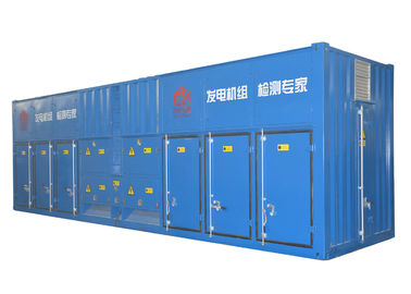 China Apparent Power Inductive Load Bank High Power Density For Testing factory