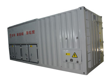 China Display Voltage 2200 KW Medium Voltage Load Bank Security Monitoring / Control factory