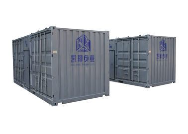 China Three Phase AC Medium Voltage Load Bank 2200 KW With Three Control Ways factory