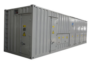 China Forced Air Cooling Model Variable Load Bank 3 Wire With Manual Panel Control factory