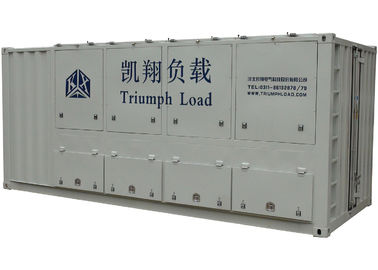 China 2400 KW Resistive Reactive Load Bank , Intelligent AC Electronic Load Bank factory