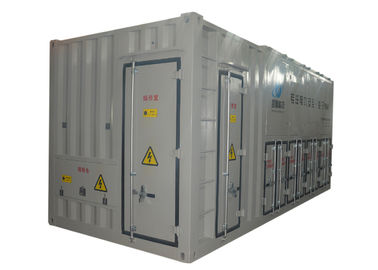 China 10.5 KV Intelligent Control Medium Voltage Load Bank With Large Load Capacity factory