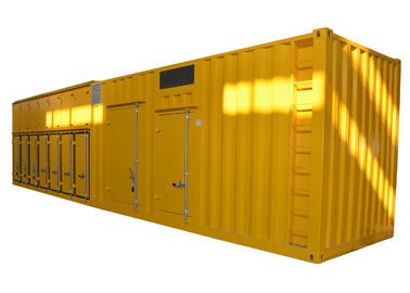 China 10 KV 5000 KVA Dummy Load Bank Powder Coated For Testing Generator Sets distributor