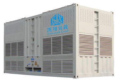 China 2000 KW High Efficience Generator Load Bank For Testing Generator Sets distributor