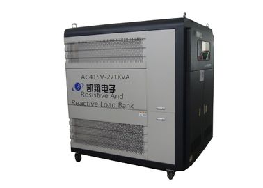 China Stable Running Variable Resistive Load Bank With RS232 Communication Interface factory