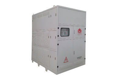 China Auto Load Control  Accurate AC Load Bank , 400 V 500 KVA Dummy Load Bank distributor