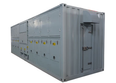 China Shipyard Automatic Load Bank 400 / 690 V Robust For Vessel Generator Test distributor