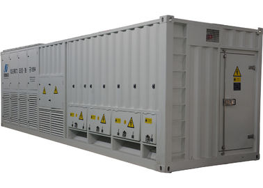 China Generator Testing Medium Voltage Load Bank 10.5 KV 30 MW Power For Asia distributor