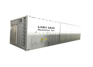 China Ocean Engineering Flexible Control Mode Generator Testing Load Bank 4000 KW Power 3 Phase factory
