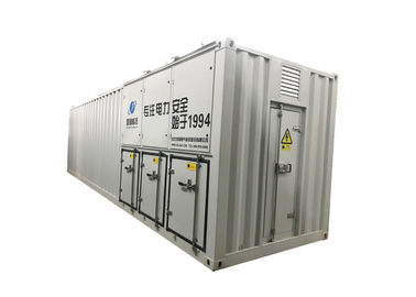 China 10.5 KV Generator Load Bank Real Time Monitor For Sea Trial Test factory