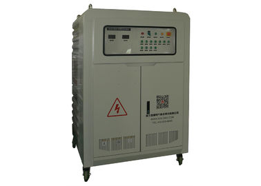 China 500 KVA Black / Blue Reactive Load Bank 3 Phase 4 Wire 50Hz Frequency factory