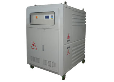 China 3 Ph 300 KW Portable Resistive Load Bank AC Electronic Load Bank 50Hz Frequency factory