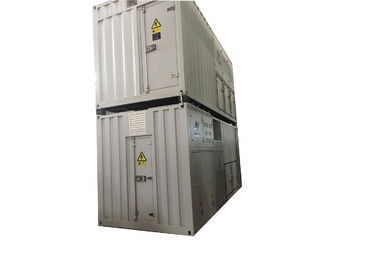 China 2000 KW Load Bank Connection Box With Different Colour Container distributor
