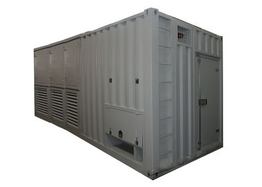 China AC 3 Phase 3 Wire Generator Load Bank Durable 2000 KW With Air Cooling factory