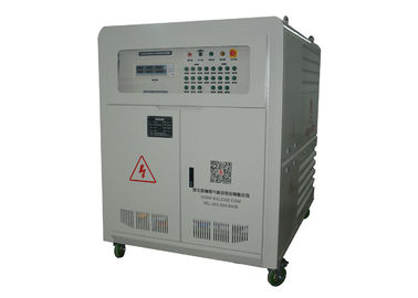 China AC 1000KVA Connection Box Genset Load Bank Cabinet In Grey Casing Color factory