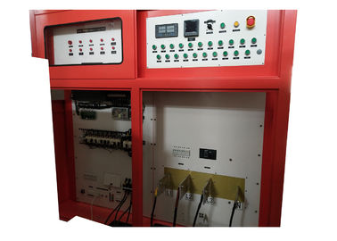 China 1000KVA Cabinet Grey Casing Color Load Bank Testing Of Generator Sets For Genset factory
