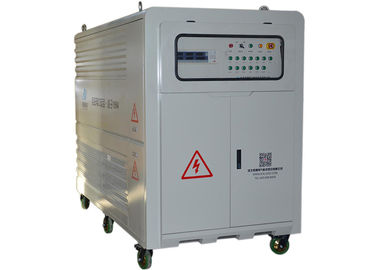 China 3 Phase 4 Wire Electronic Portable Load Bank 700kw For Continous Working factory