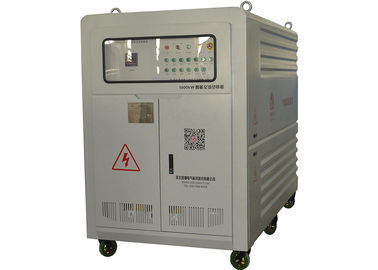 China 1200kw Portable Resistive Load Bank , Electrical Load Testing Equipment factory