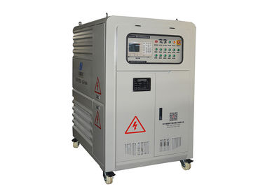 China Testing 500 Kw Variable Resistive Portable Load Bank Cabinet Uninterrupted Working factory