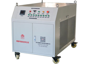China Change Star Angle AC400/690 Voltage Resistive Load Bank Testing Equipment Generator 200kw 50Hz factory