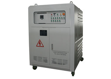 China 3 Phase Programmable Reactive Load Bank , Electrical Load Testing Equipment factory