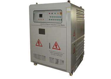 China Ac Electric 600 KW Portable Load Banks For Generators UPS Testing distributor
