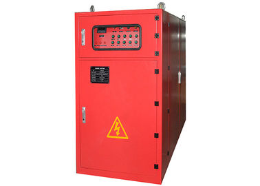China 300 KW Red Portable Generator Load Bank Testing Equipment For UPS Transformer distributor