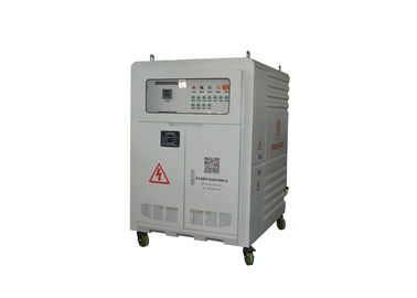 China Wirewound Technology Electrical Load Bank , Generator Load Bank Testing Frequency factory