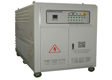 China High Power Density 3 Phase Load Bank Electrical Load Testing Equipment With Phase Voltage factory