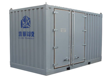 China Variable Resistive 400v 1500kw 3 Phase AC Load Bank With Copper Conductor factory