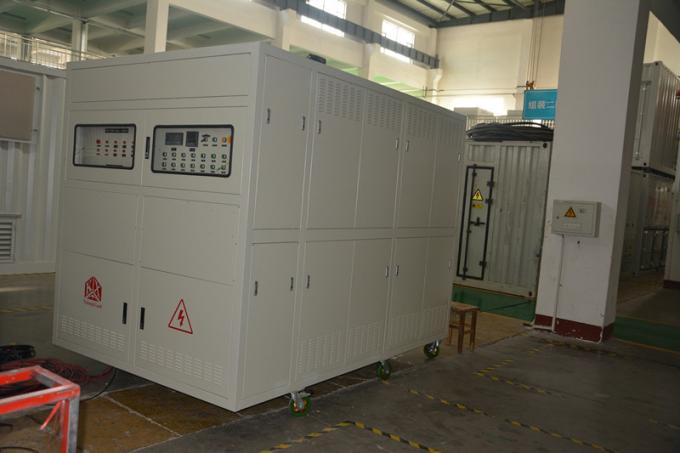 Custome Design Professional 480v 1500kw AC Load Bank Capacity Tester