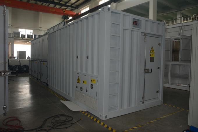 Sectional Type Medium Voltage Load Bank , 3000 KW Capacitive Load Bank