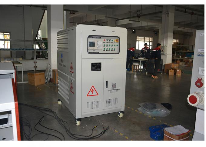 Resistive Generator Load Bank Testing Equipment 500 Kw Uninterrupted Working