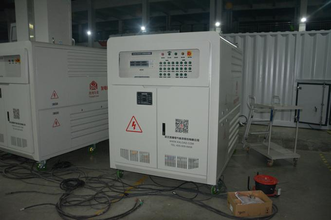 Electrical AC Genset Load Bank 1000KVA Load Bank Cabinet 7035 High Precision